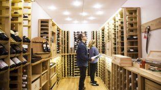Gode råd til sikker vinlagring