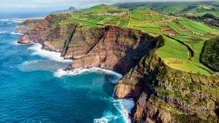 Vulkansk vin fra Azorene